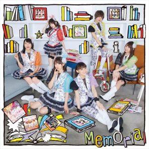 [Single] i☆Ris – Memorial [MP3/320K/ZIP][2017.02.21]
