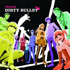 "[Single] TRI4TH – DIRTY BULLET ""Hakata Tonkotsu Ramens"" Ending Theme [MP3/320K/ZIP][2018.02.21]"