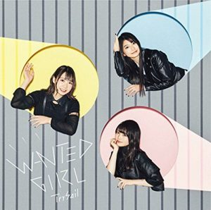 "[Single] TrySail – WANTED GIRL ""Time Bokan: Gyakushuu no San Akunin"" 2nd Opening Theme [MP3/320K/ZIP][2018.03.14]"