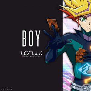 "[Single] uchuu; – BOY ""YU-GI-OH! VRAINS"" 3rd Ending Theme [MP3/320K/ZIP][2018.04.11]"