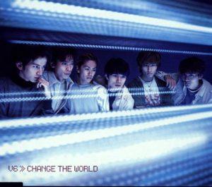 """[Single] V6 – Change the World """"InuYasha"""" 1st Opening Theme [FLAC/ZIP][2000.10.25]"""