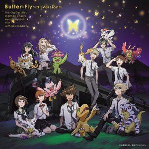 [Single] V.A – Butter-Fly ~tri.Version~ [MP3/320K/ZIP][2018.04.02]