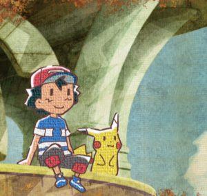 "[Single] Taiiku Okazaki – Brat Boy, Brat Girl ""Pokemon Sun & Moon"" 2nd Ending Theme [MP3/320K/ZIP][2018.02.08]"