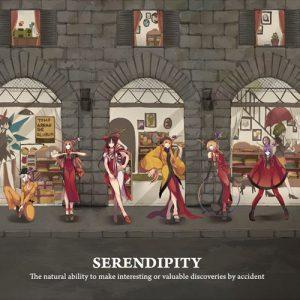 [Album] Crest – SERENDIPITY [MP3/320K/ZIP][2013.05.26]