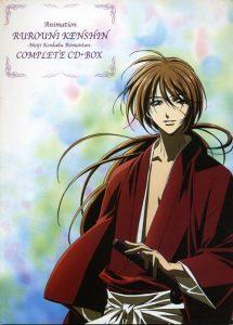 Animation RUROUNI KENSHIN -Meiji Kenkaku Romantan- COMPLETE CD BOX [MP3/256K/ZIP][2002.09.10]