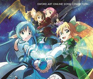 SWORD ART ONLINE SONG COLLECTION [MP3/320K/ZIP][2014.08.27]