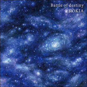 [Single] KOKIA – Battle of destiny [MP3/320K/ZIP][2013.02.20]