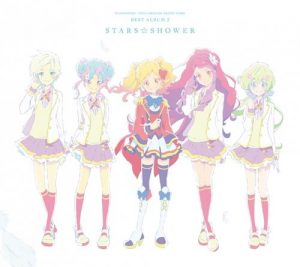 AIKATSU STARS! BEST ALBUM 2 STARS☆SHOWER [MP3/320K/ZIP][2018.08.22]