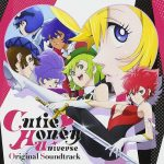 Cutie Honey Universe Original Soundtrack [MP3/320K/ZIP][2018.06.20]