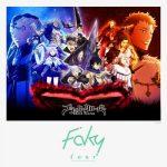 "[Single] FAKY – four ""Black Clover"" 4th Ending Theme [FLAC/ZIP][2018.07.11]"