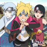 """[Single] Qyoto – It's all in the game """"Boruto: Naruto Next Generations"""" 3rd Opening Theme [MP3/320K/ZIP][2018.07.11]"""