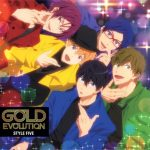 "[Single] STYLE FIVE – GOLD EVOLUTION ""Free!: Dive to the Future"" Ending Theme [MP3/320K/ZIP][2018.08.22]"