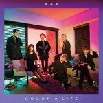 [Album] AAA – COLOR A LIFE [FLAC/ZIP][2018.08.29]