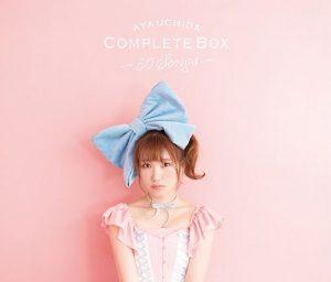 [Album] AYA UCHIDA COMPLETE BOX ~50 Songs~ [MP3/320K/ZIP][2018.07.18]