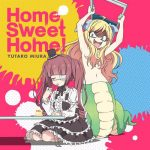 "[Single] Yutaro Miura – Home Sweet Home! ""Jashin-chan Dropkick"" Ending Theme [MP3/320K/ZIP][2018.07.09]"