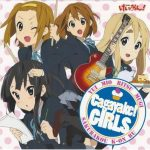 "[Single] Sakurakou Keion-bu – Cagayake! GIRLS ""K-ON!"" Opening Theme [MP3/320K/ZIP][2009.04.22]"