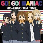 "[Single] Ho-kago Tea Time – GO! GO! MANIAC ""K-ON S2"" 1st Opening Theme [MP3/320K/ZIP][2010.04.28]"