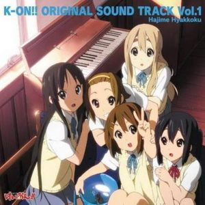 [Album] K-ON!! ORIGINAL SOUND TRACK Vol.1 [MP3/320K/ZIP][2010.07.21]