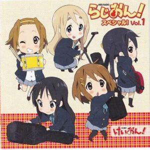 K-ON! RADI-ON Special Vol.1 [MP3/320K/ZIP][2010.02.24]