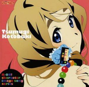 [Single] K-ON! character image song series Tsumugi Kotobuki [MP3/320K/ZIP][2009.08.26]