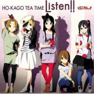 """[Single] Ho-kago Tea Time – Listen!! """"K-ON S2"""" 1st Ending Theme [MP3/320K/ZIP][2010.04.28]"""