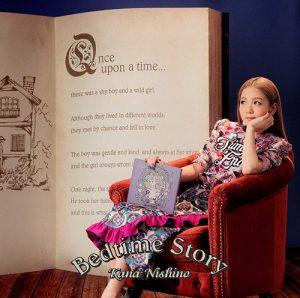 "[Single] Kana Nishino – Bedtime Story ""3D Kanojo: Real Girl"" Theme Song [AAC/256K/ZIP][2018.09.12]"
