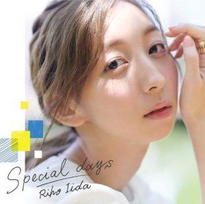 [Mini Album] Riho Iida – Special days [MP3/320K/ZIP][2018.09.05]
