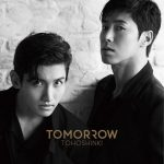 [Album] TOHOSHINKI – TOMORROW [AAC/256K/ZIP][2018.09.19]