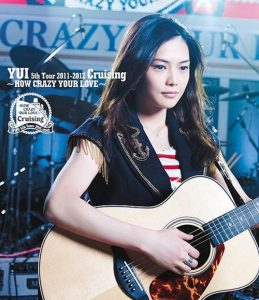 [Album] YUI – Cruising ~HOW CRAZY YOUR LOVE~ [MP3/320K/ZIP][2012.03.28]