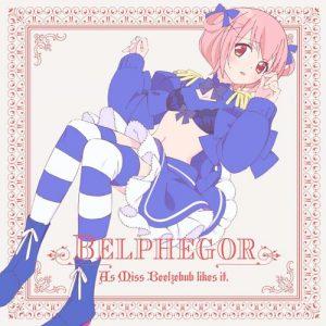 """[Single] Belphegor (CV: Misaki Kuno) – Akumade Koiwazurai """"As Miss Beelzebub likes it."""" Ending Theme [MP3/320K/ZIP][2018.10.24]"""