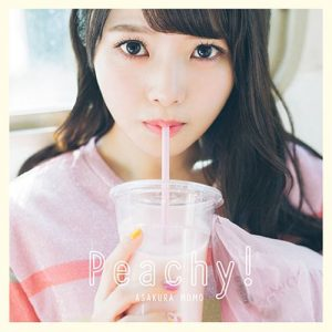 [Album] Momo Asakura – Peachy! [MP3/320K/ZIP][2018.10.03]