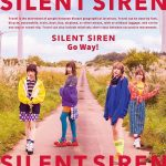 "[Single] SILENT SIREN – Go Way! ""Shinkansen Henkei Robo Shinkalion"" 3rd Ending Theme [MP3/320K/ZIP][2018.11.14]"