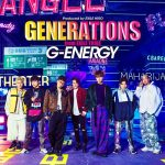 [Digital Single] GENERATIONS from EXILE TRIBE – G-ENERGY [AAC/256K/ZIP][2018.12.19]