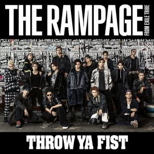 """[Single] THE RAMPAGE from EXILE TRIBE – THROW YA FIST """"FAIRY TAIL"""" Final Series 2nd Opening Theme [MP3/320K/ZIP][2019.01.30]"""
