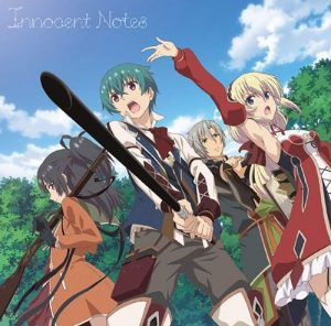 """[Single] Ayana Taketatsu – Innocent Notes """"Grimms Notes The Animation"""" Opening Theme [MP3/320K/ZIP][2019.02.06]"""