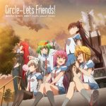 "[Single] V.A. – Circle-Lets Friends! ""CIRCLET PRINCESS"" Ending Theme [MP3/320K/ZIP][2019.01.30]"