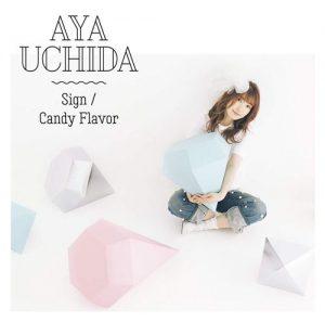 "[Single] Aya Uchida – Sign/Candy Flavor ""Gotoubun no Hanayome"" Ending Theme [MP3/320K/ZIP][2019.03.06]"