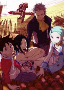 Eureka Seven All Openings and Endings Collection