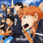 "[Single] SPYAIR – Imagination ""Haikyu!!"" Opening Theme [MP3/320K/ZIP][2014.04.30]"