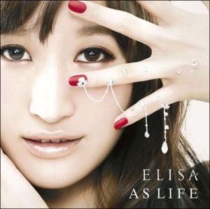 [Album] ELISA – AS LIFE [MP3/320K/ZIP][2014.06.25]