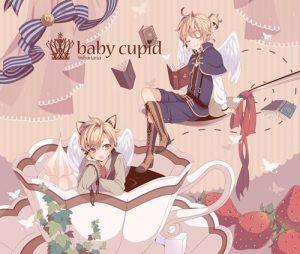 [Mini Album] 96Neko – Baby Cupid (with Kagamine Len) [MP3/320K/RAR][2013.03.06]