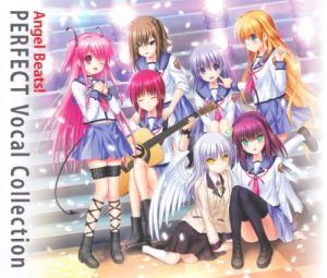 Angel Beats! PERFECT Vocal Collection [MP3/320K/ZIP][2016.06.21]