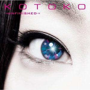 "[Single] KOTOKO – →unfinished→ ""Accel World"" 1st Ending Theme [MP3/320K/ZIP][2012.05.05]"