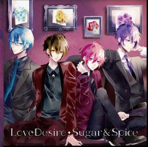 [Mini Album] Love Desire – Sugar & Spice (Spice Ban) [MP3/256K/ZIP][2018.09.05]