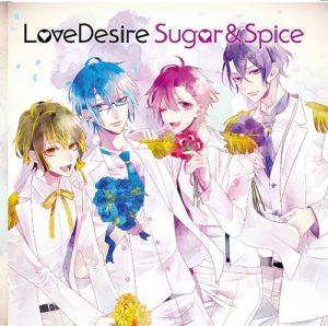 [Mini Album] Love Desire – Sugar & Spice (Sugar Ban) [MP3/256K/ZIP][2018.09.05]