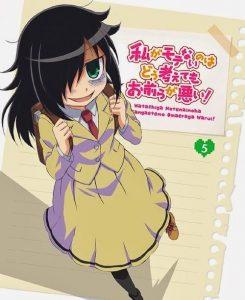 """Watamote Variety CD 5 ~Mourning 10 Insert Song """"Nichijou Kirari"""" & Audio Drama~ [MP3/320K/ZIP][2014.02.05]"""