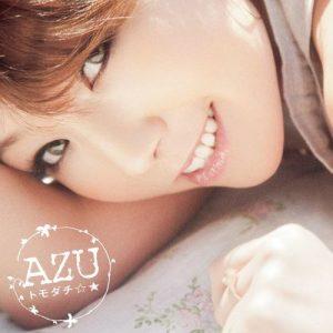 [Single] AZU – Tomodachi☆★ [MP3/320K/ZIP][2011.06.22]
