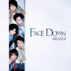[Single] Arashi – Face Down [MP3/320K/ZIP][2012.05.09]