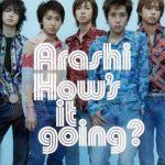 [Album] Arashi – How's it going? [MP3/320K/ZIP][2003.07.09]