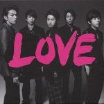 [Album] Arashi – LOVE [MP3/320K/ZIP][2013.10.23]
